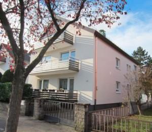Dreifamilienhaus KfW-Effizienzhausstandard 115.