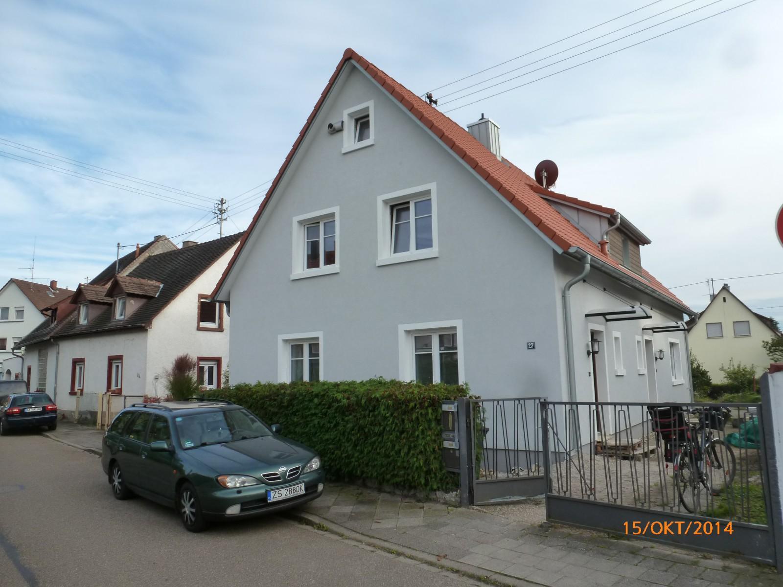 Zweifamilienhaus in Karlsruhe - Daxlanden